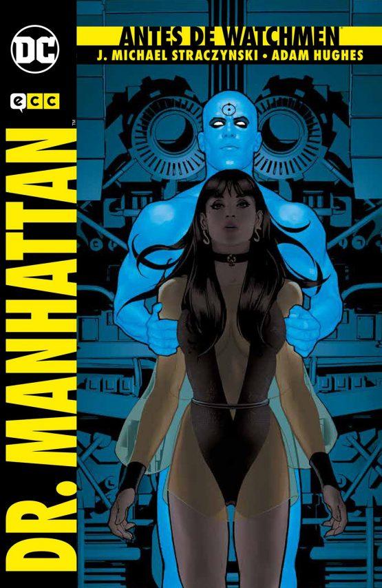 Antes de Watchmen Dro Manhattan