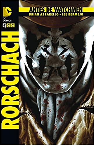 Antes de Watchmen Rorschach