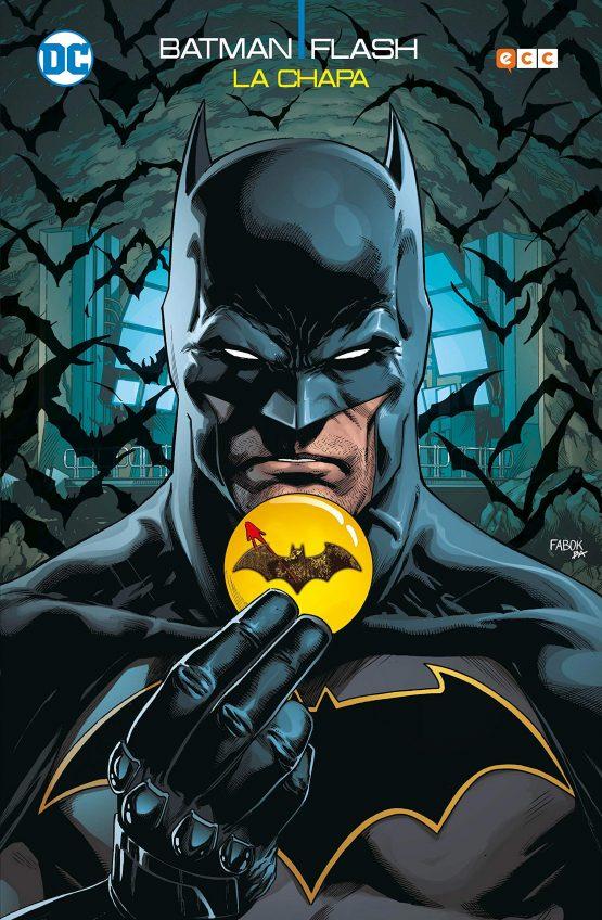 Batman y flash la chapa watchmen