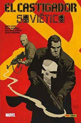 Castigador sovietico comic
