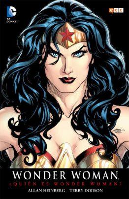 Comic Quien es Wonder WOman