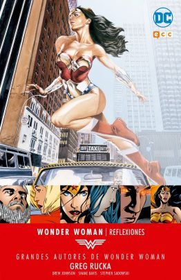 Comic Wonder Woman GREG RUCKA