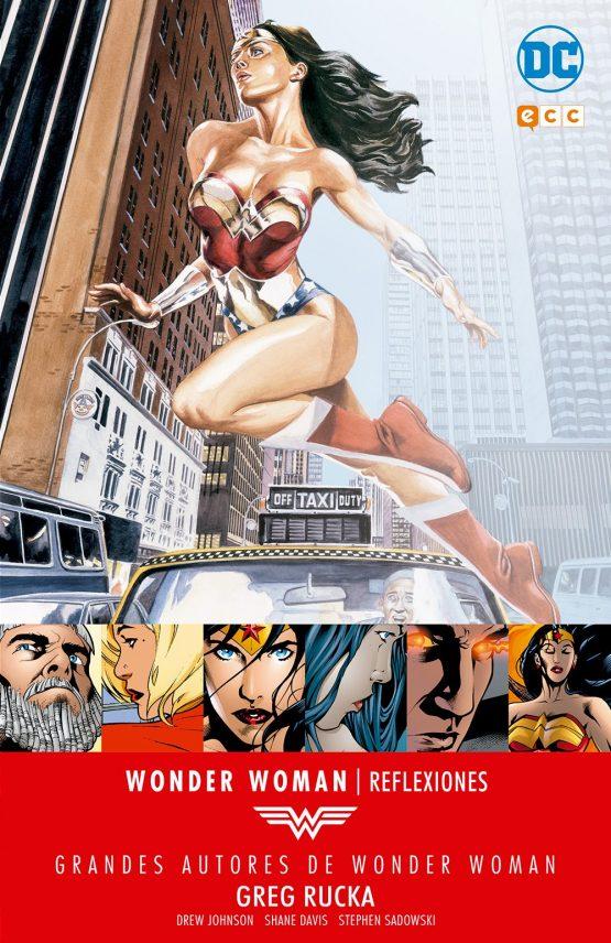 Comic Wonder Woman GREG RUCKA