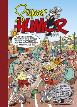 Comic mortadelo y filemon aniversario