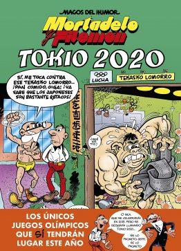 Comic mortadelo y filemon tokio 2020