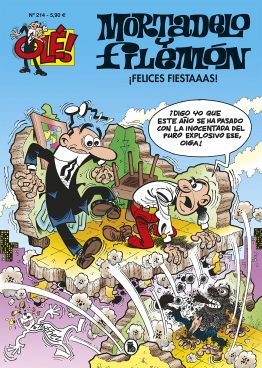 Comprar Comic Mortadelo Y Filemon
