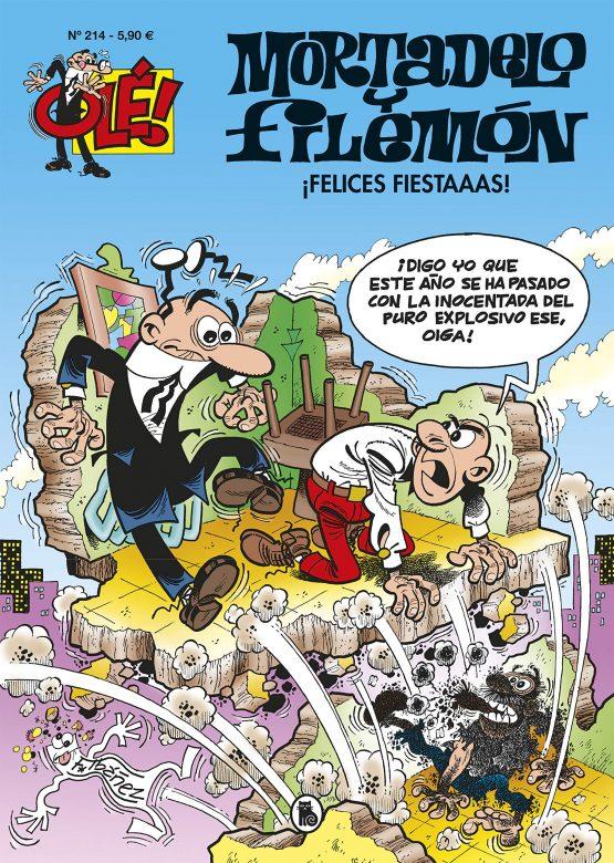 Comprar Comic Mortadelo Y Filemon
