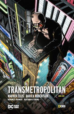 Comprar Comic Transmetropolitan