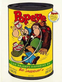 Comprar Comic clasico popeye
