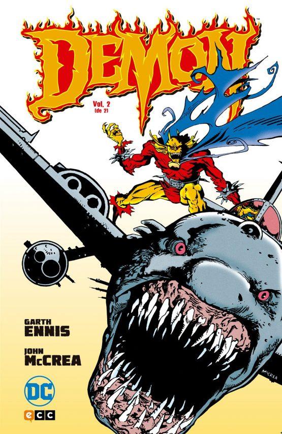 Demon Comic Comprar