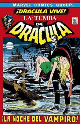 Comic Dracula comic 1