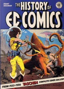 comprar barato EC Comics Taschen