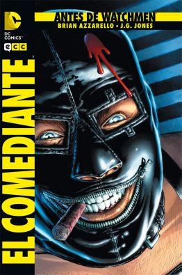 El Comediante Watchmen