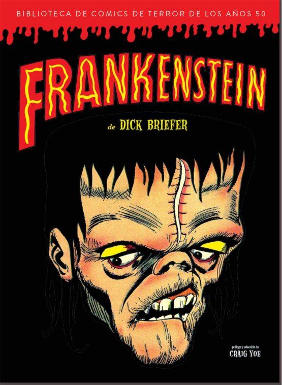 Frankenstein comic