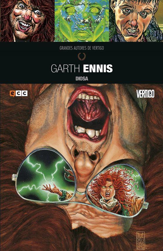 Grandes Autores Garth Ennis Comic
