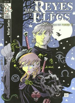 Los Reyes Elfos Comic