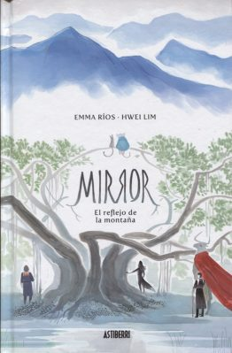 Mirror Emma Rios comic