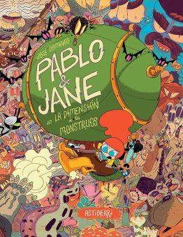 Pablo y Jane Comic