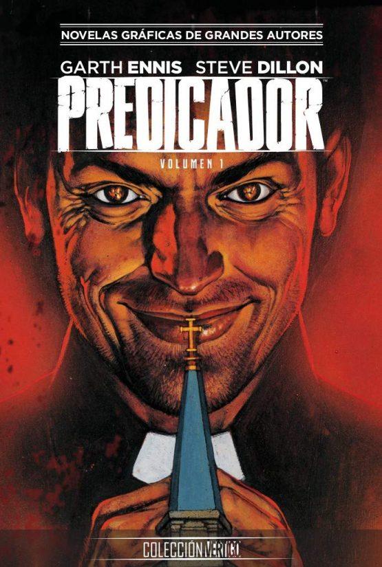Preacher Comic Vertigo