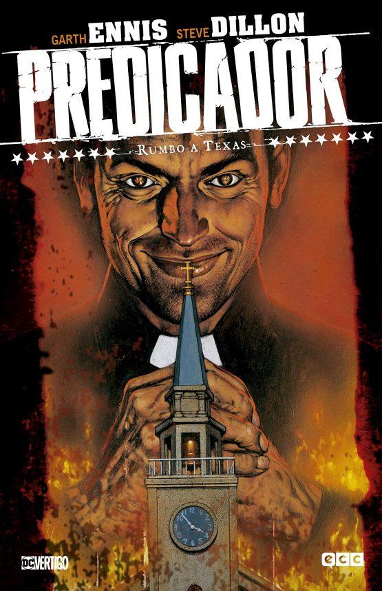 Preacher comics comprar