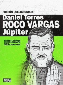 Roco Vargas comics