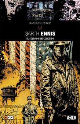 Soldado Desconocido Comic Garth Ennis
