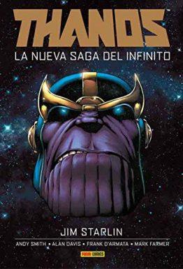 Thanos Nueva Saga Infinito