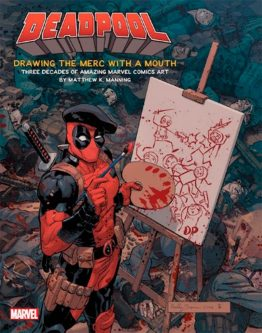 comic deadpool masacre