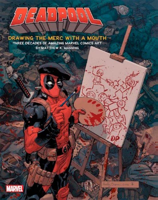comic deadpool masacre