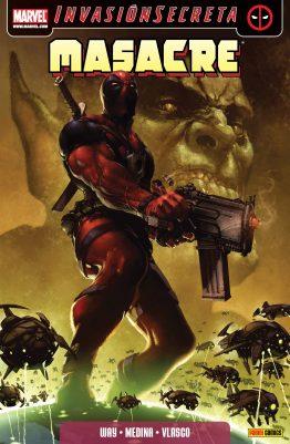 comprar comic deadpool 1