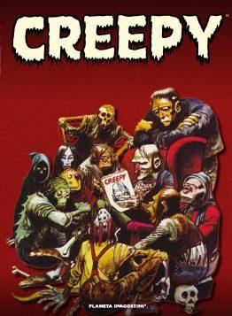 comprar comic creepy 1