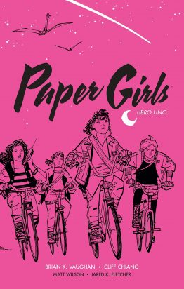 paper girls comic 1