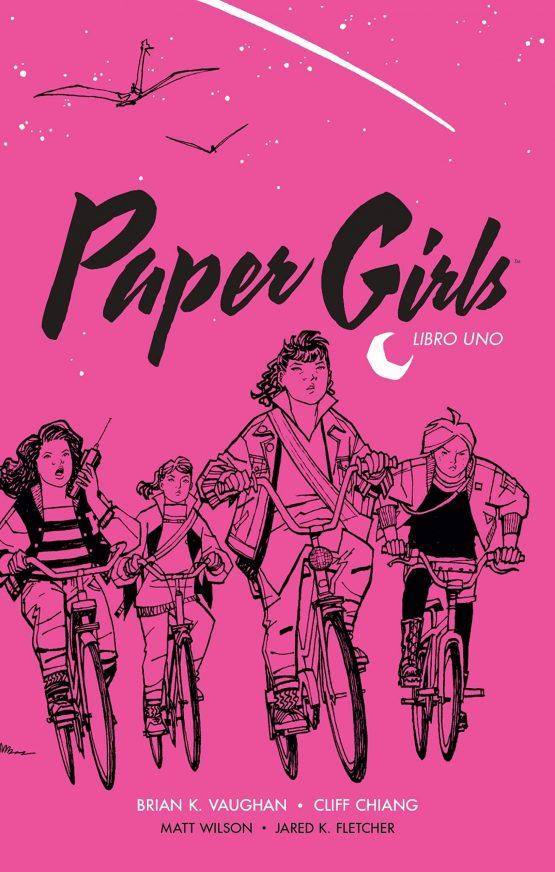 paper girls comic 1
