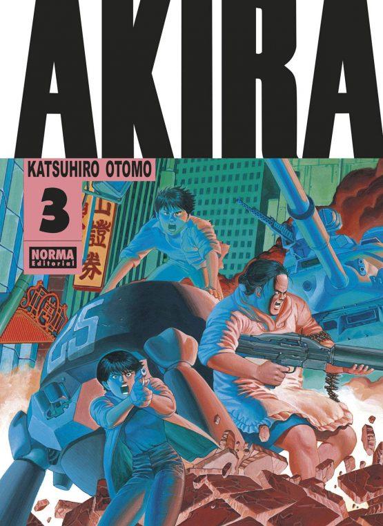 Akira Comics 3