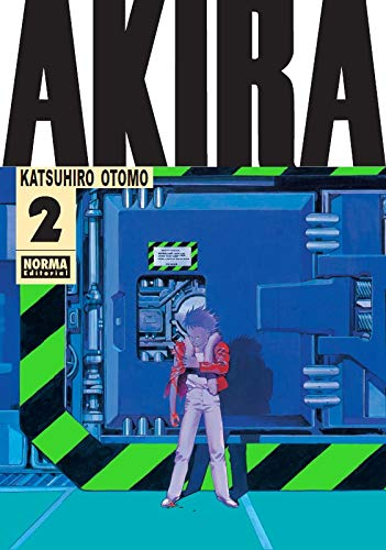 Akira comics 2