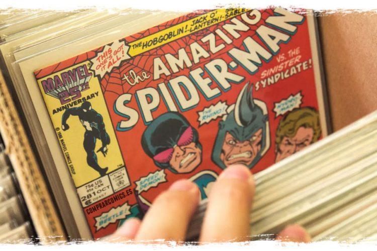 Almacenaje-comics-fundas-y-cajas