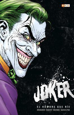 Joker que rie comics