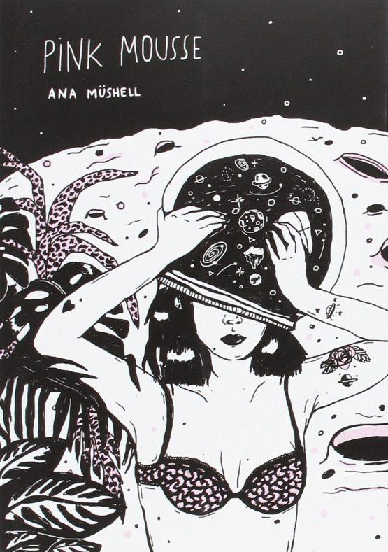 Pink Mousse Comic Ana Mushell Oferta