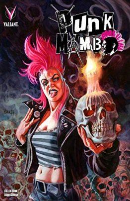 Punk Mambo Comic