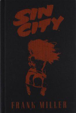 Sin City comic Frank Miller