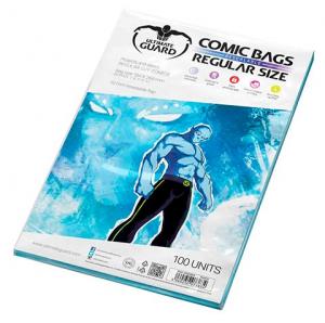 Funda comics tamaño para proteger y almacenar cómics