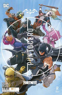 Comic Fornite Batman