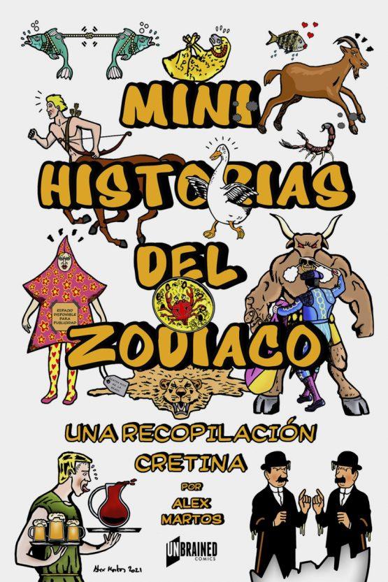 Alex Martos Comic Comprar Zodiaco