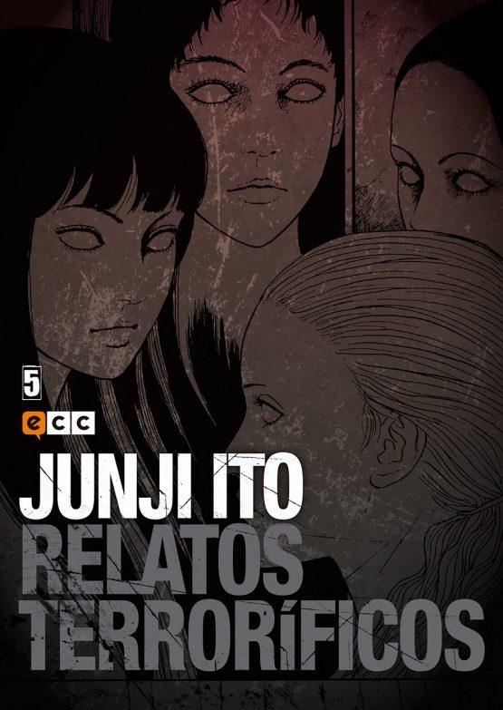 junji ito relatos 5