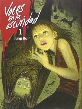 junji ito voces en la oscuridad comic